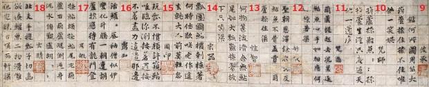 国宝 瓢鮎図(賛 中)