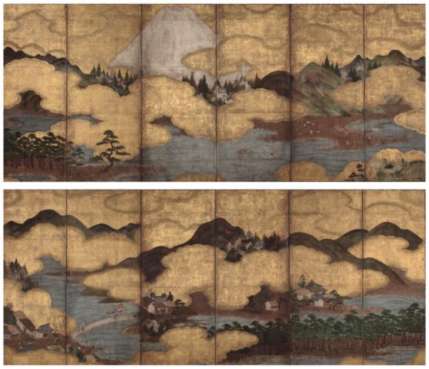 伊藤若冲の名画も!光と緑に恵まれた風景画の美術館@静岡県立美術館