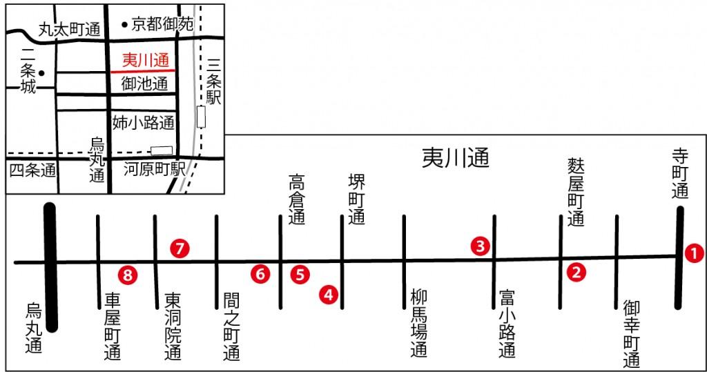 京都地図-夷川通-TG