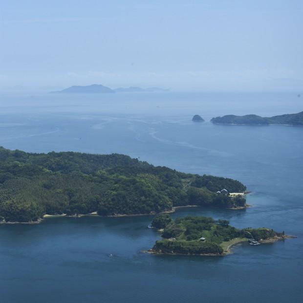 瀬戸内海の番人、村上海賊の足跡をたどって『神の島』大三島へ