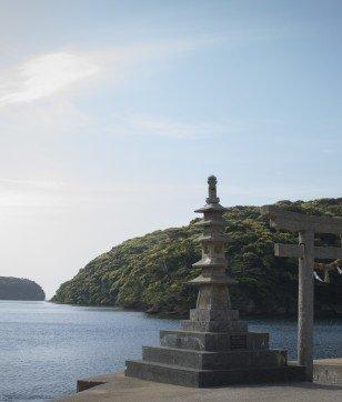 手つかずの自然が残る対馬。日本の原風景を堪能
