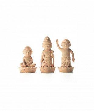 ゆるキャラ仏像 わらべ仏