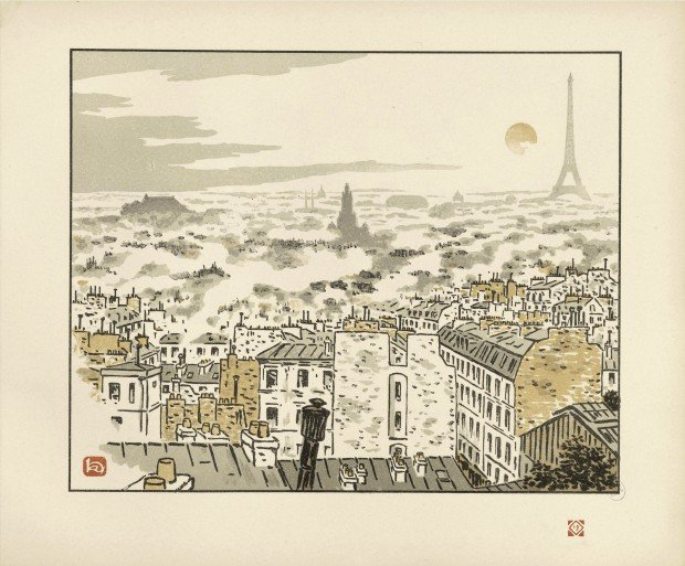 DMA-aflo_KUTB000051_paris_city