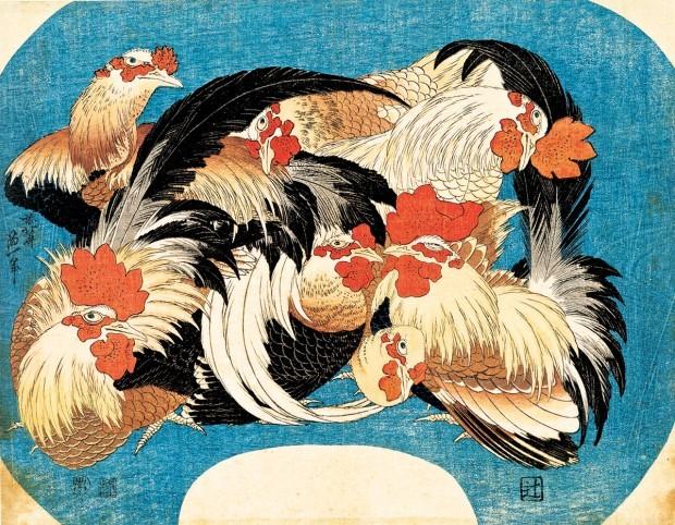 Hokusai-fowls-1-620x482