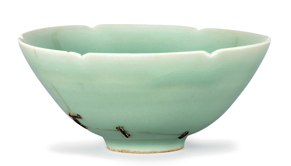 The Art of Imperfection: the Story of a Japanese Tea Bowl and a Winged Goddess