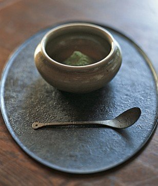 Making Japanese tea with different materials makes it much more fun!