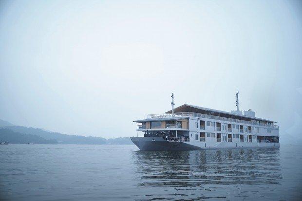 ガンツウでしか味わえない新しい旅のかたち、至福の船旅へ!