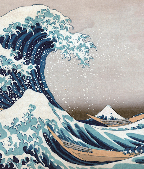 Van Gogh vs. Hokusai: The Best of Five Matches
