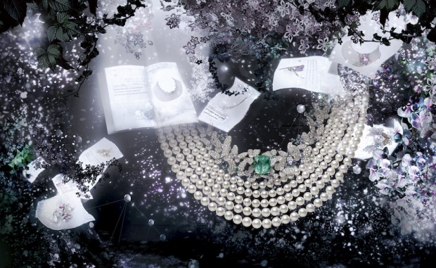 Mikimoto High Jewellery Collection 2017