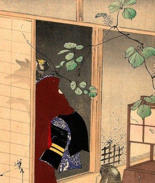 The Enchanting Vixens of Japanese Folklore