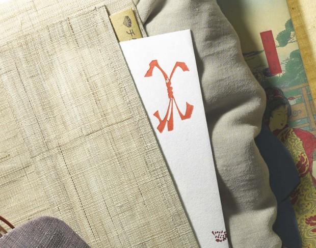 植物染めのバッグ&ストール「歌舞伎鑑賞セット」