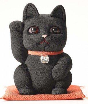 坂東玉三郎さんとコラボ!和樂招き猫に「たま」誕生