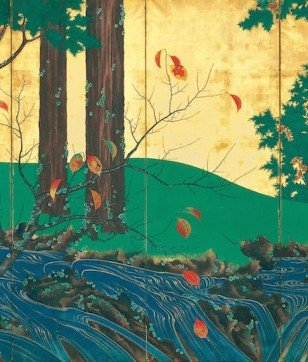 Alfons Mucha, Gustave Klimt, the World Loves the Striking Compositions of Japanese Rimpa!