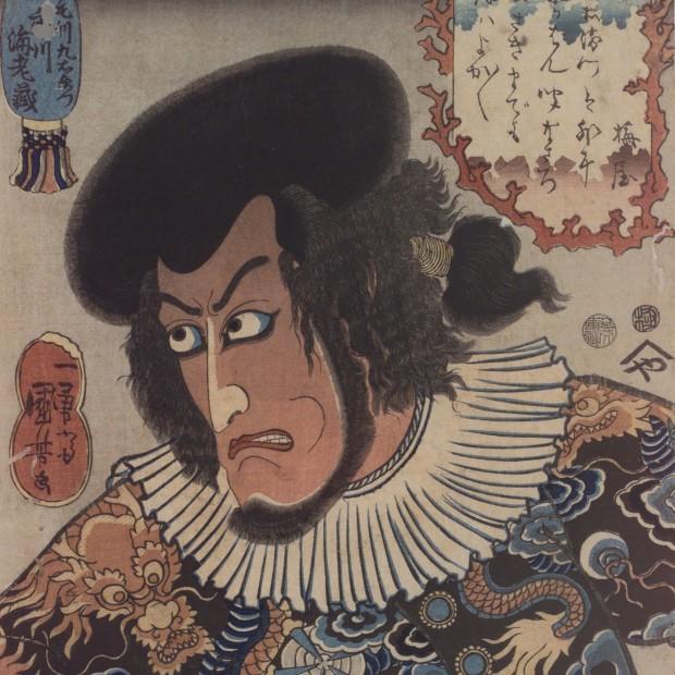 写楽、国貞、北斎も!?歌舞伎を描いた人気絵師6人