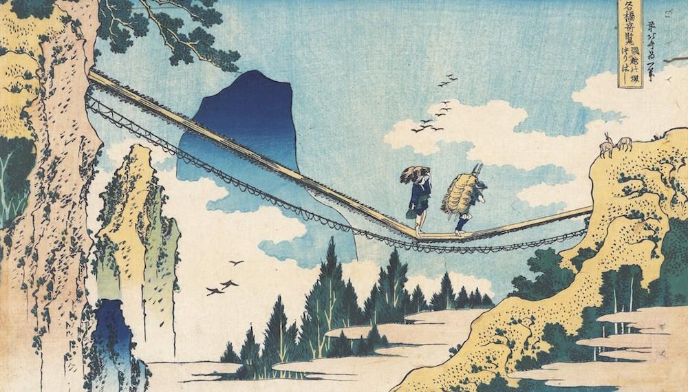 冨嶽三十六景から始まった「北斎ブルー」の秘密