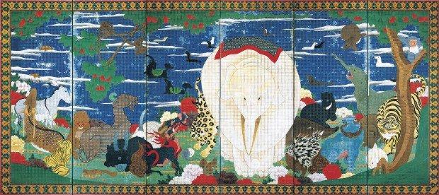 Drawing Paradise: the Spiritual Art of Ito Jakuchu and Paul Gauguin