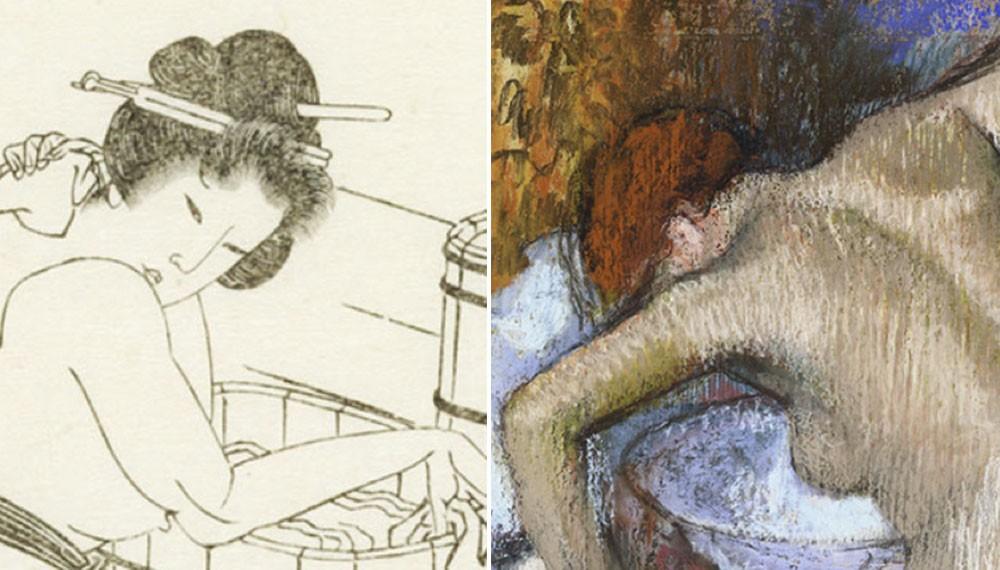 北斎が世界のアートに革命を起こした!