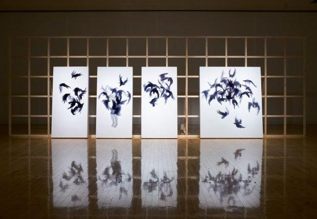 「DOMANI・明日展」国立新美術館