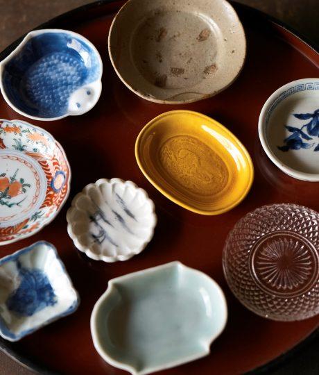 「かわいい骨董、茶味なうつわ」を探す 京都の名店めぐり②