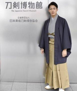 ケンケンが刀剣博物館に!|尾上右近の日本文化入門