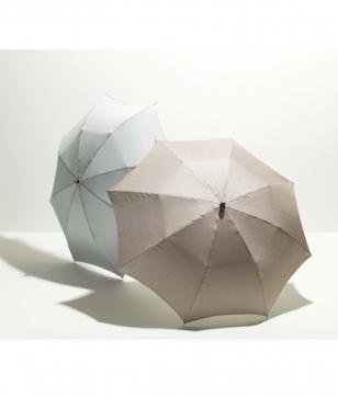 和樂×前原光榮商店 「紬風の晴雨兼用折りたたみ傘」