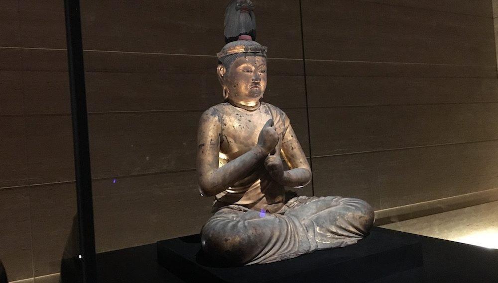 真如苑が所蔵する運慶の仏像に出...