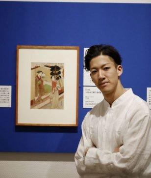 江戸の今を描く! 鈴木春信、浮世絵の魅力|尾上右近の日本文化入門