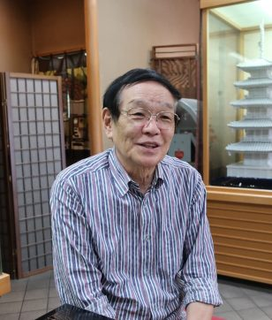 二條若狭屋のゴールドくり<br>82歳和菓子職人の製作秘話<br>京都土産のスピンオフ