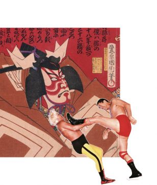 ジャイアント馬場と歌舞伎のヒーロー。まさかの共通点を発見!?