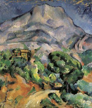 """西洋絵画の歴史。""""山""""主題の作品が誕生するまで"""