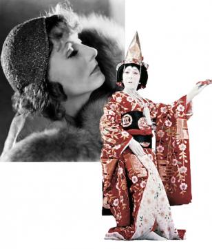 ハリウッド女優 グレタ・ガルボが、女形歌舞伎俳優に送ったメッセージとは?