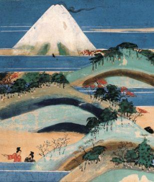 """中国の山水画が原点。東洋で""""山""""はどう描かれてきたのか"""