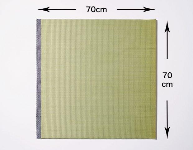 和樂謹製 史上最強の「置き畳」がついに完成しました!