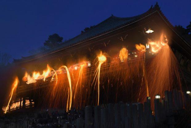 東大寺本坊内で写真展開催! 三好和義「天平の楽園・東大寺と正倉院」