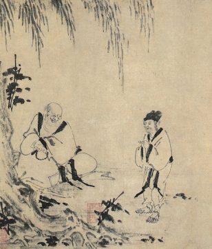 国宝「布袋蔣摩訶問答図」を見に行こう!