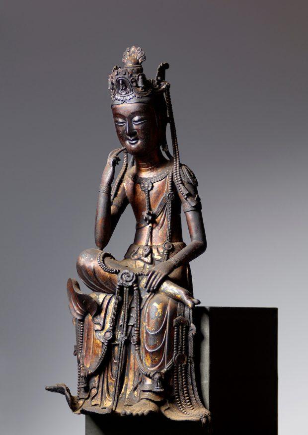 特別展「仏教美術の名宝」泉屋博...
