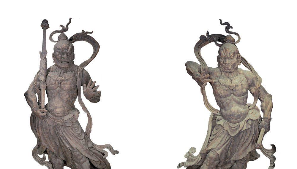 巨大彫刻のスーパースター「金剛力士立像」で知る! 慶派の仏像 7つの特徴