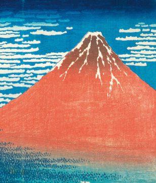 ベロ藍が日本美術の色合いを変えた! 若冲から北斎、広重へ