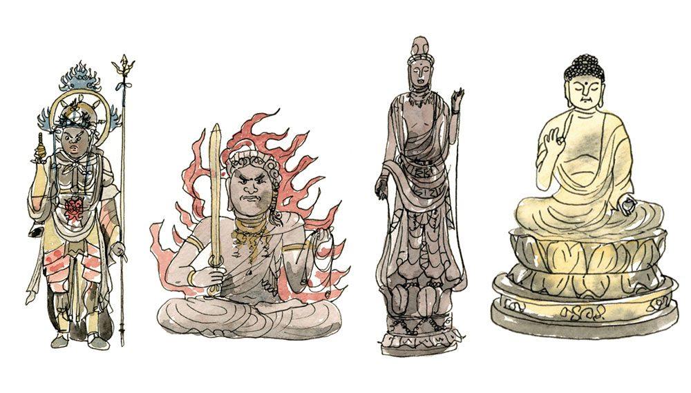 仏像基礎知識