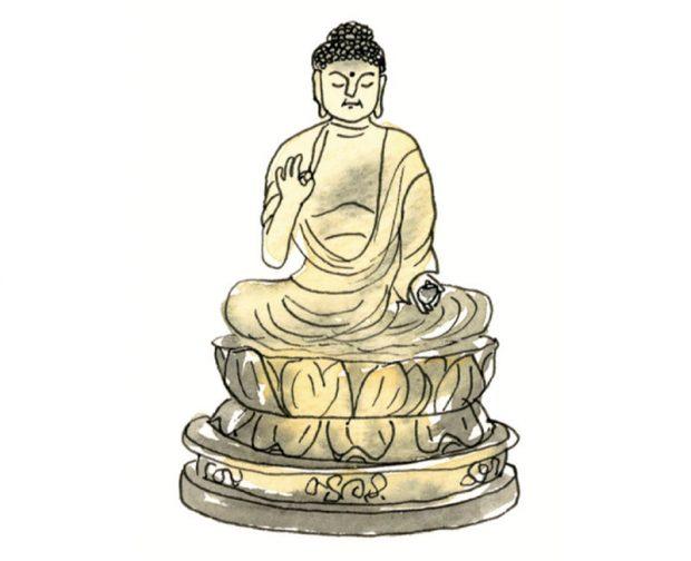 違い の 様 と 神様 仏
