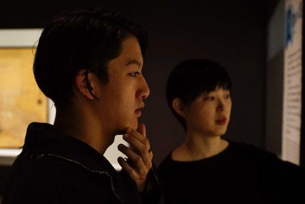 サントリー美術館の「扇の国、日本」展。 センスがいい!