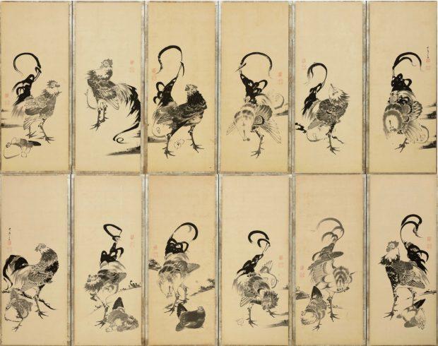 奇想の系譜展でも大注目! 人気絵師が描いた奇想の名画 20選