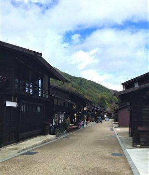 江戸時代のメインルート・ 中山道の「木曽福島」「奈良井宿」、1泊2日ぶらぶら旅