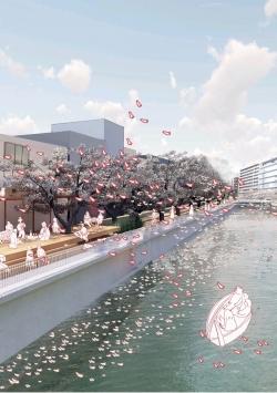 2019年春、門前仲町エリアに川床が登場! 深川情緒を堪能する新たな観光スポット