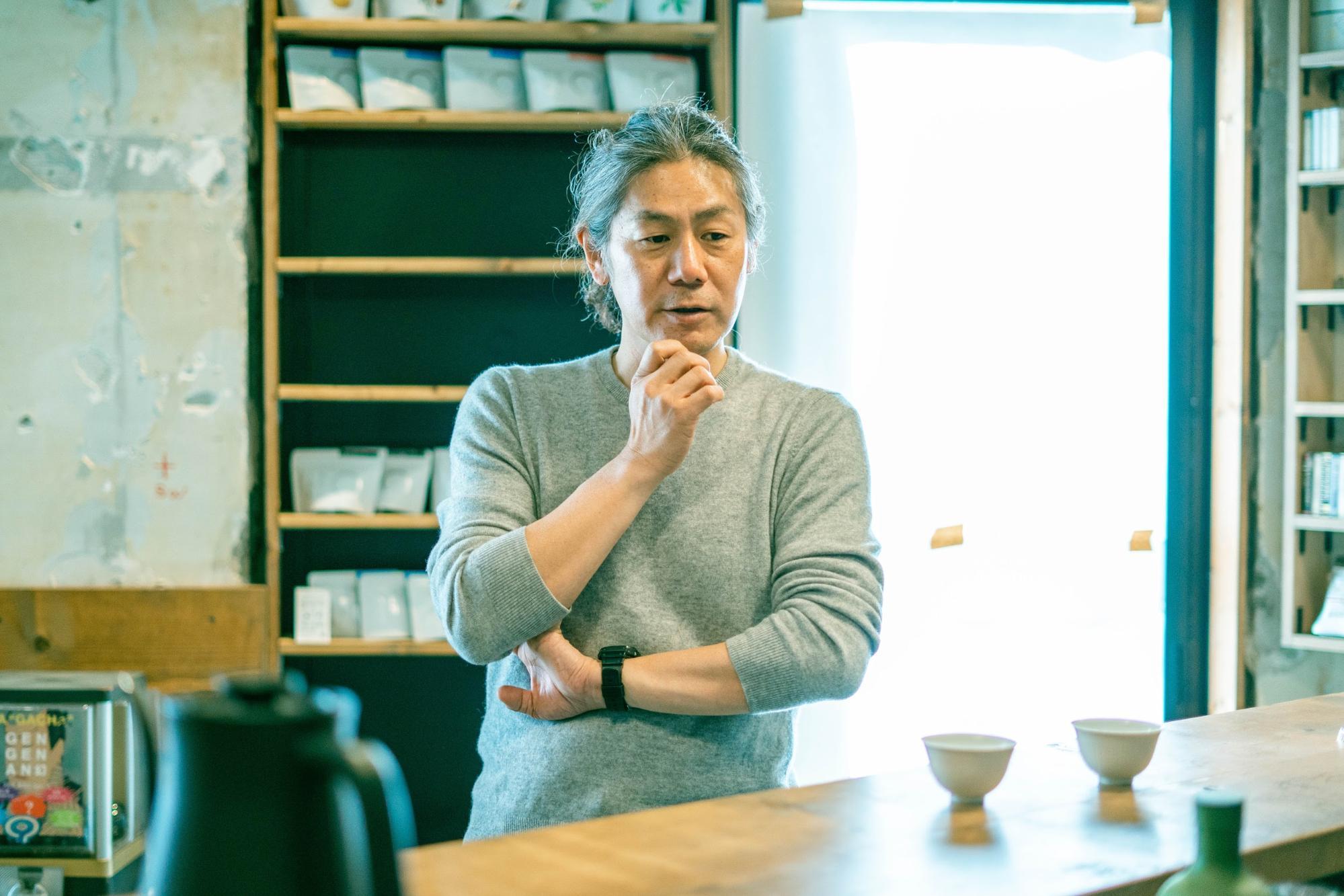 渋谷にあるEN TEAによるカフェ「GEN GEN AN」