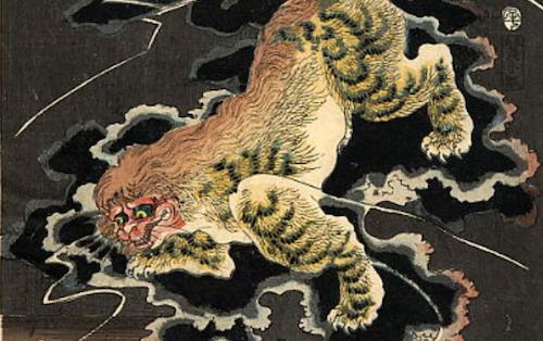 謎の妖怪「鵺(ぬえ)」って知ってる?その鳴き声と姿、登場する作品を紹介   和樂web 日本文化の入り口マガジン