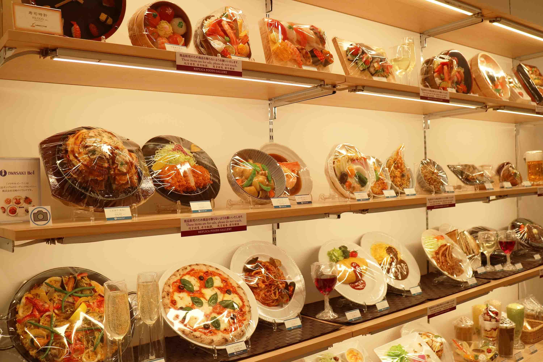 食品サンプルメーカー「株式会社岩崎」お土産にもおすすめなおもしろ ...