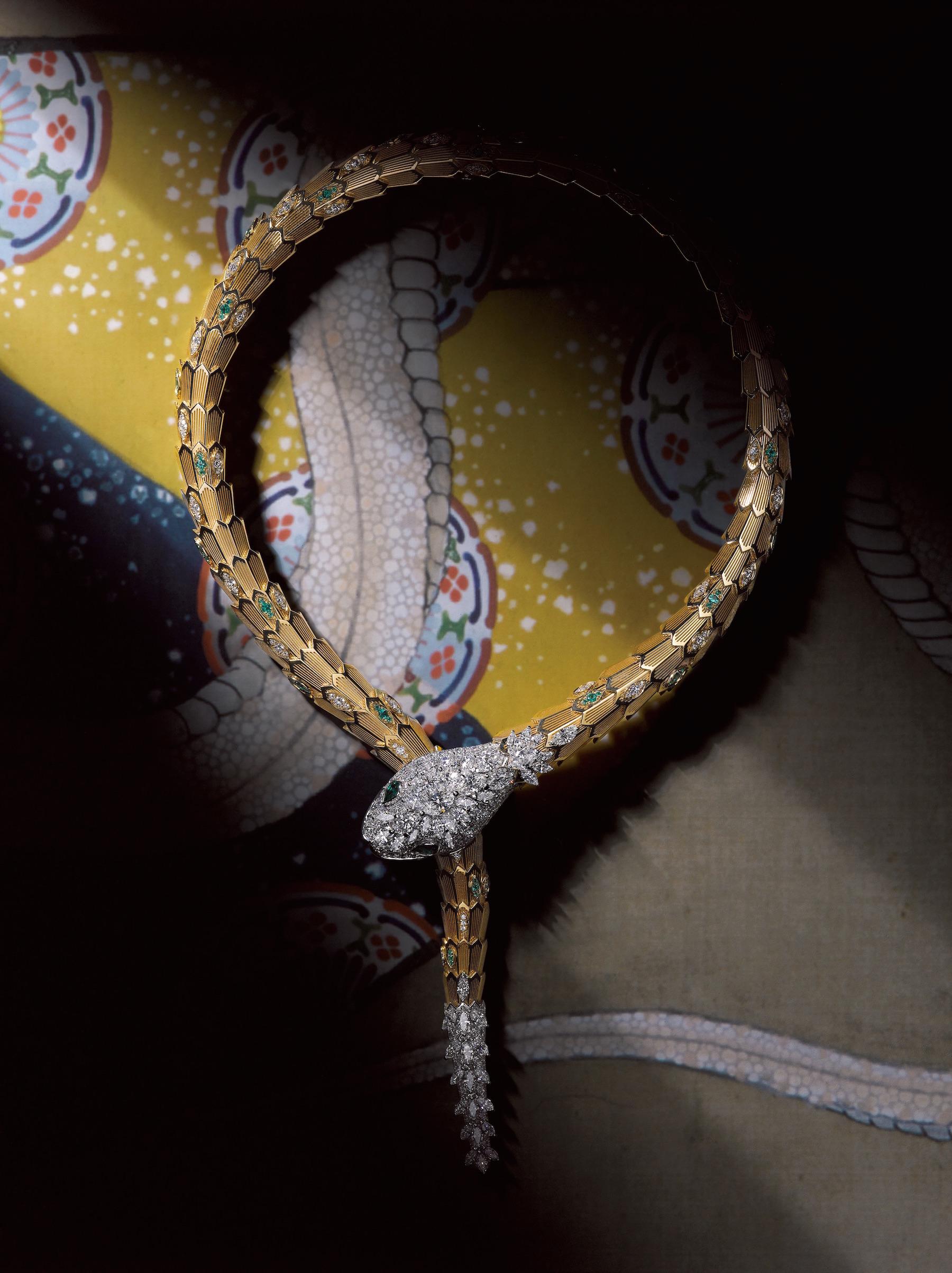 "premium selection 192ce ab96a 天才絵師も描いた美と繁栄の象徴神秘の""蛇""モチーフ | 和樂web ..."