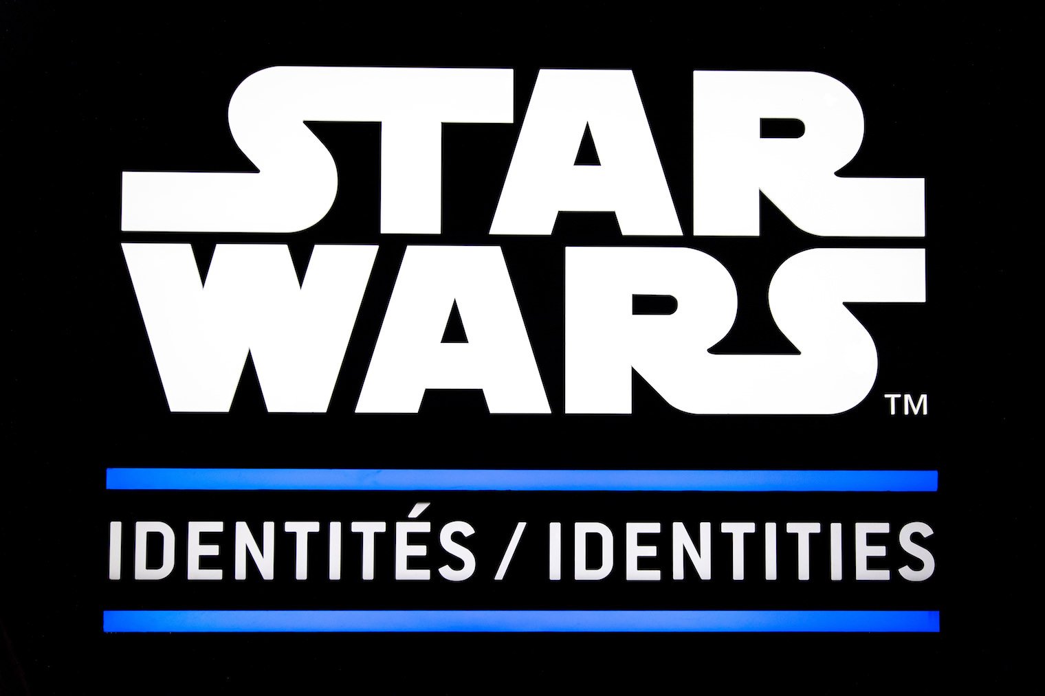 「STAR WARS™ Identities: The Exhibition」