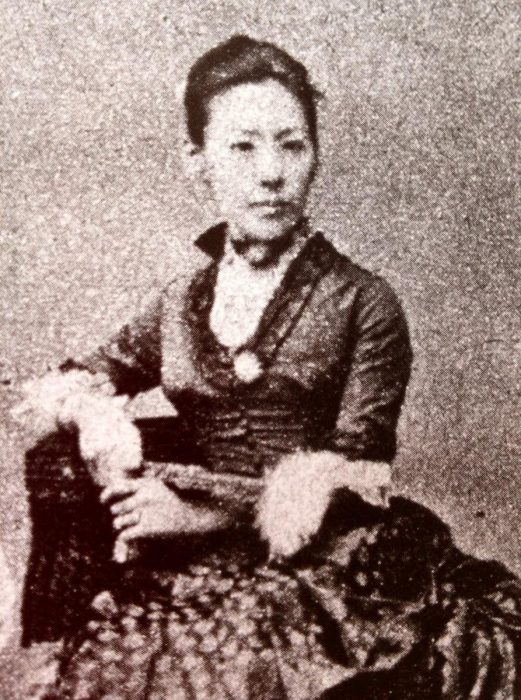 渋沢 栄一 嫁